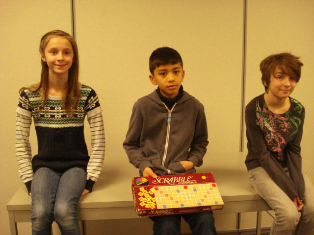 Scrabble champions